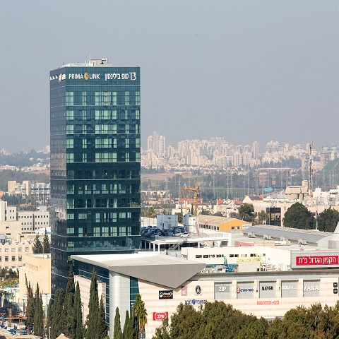 Avnet Building | Petah Tikva