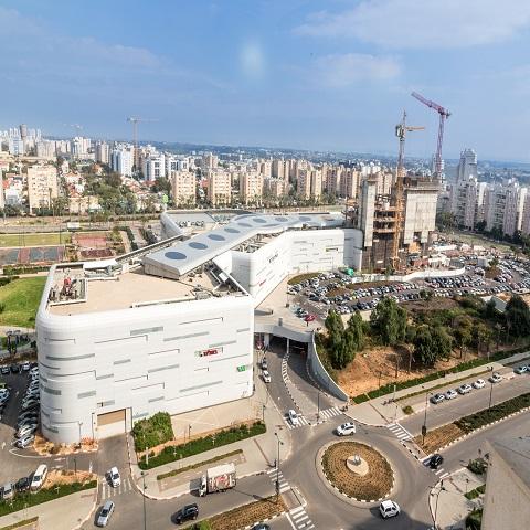 Ir Yamim Mall | Natanya